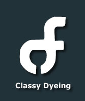 Classy Dyeing and Finishing Company Logo